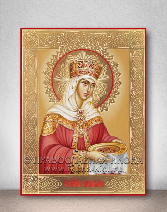 Икона «Елена царица, равноапостольная» (образец №15)