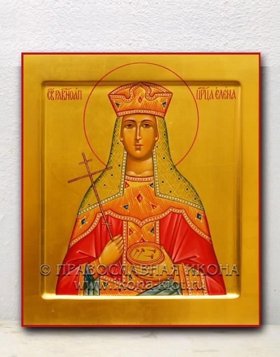 Икона «Елена царица, равноапостольная» (образец №5)