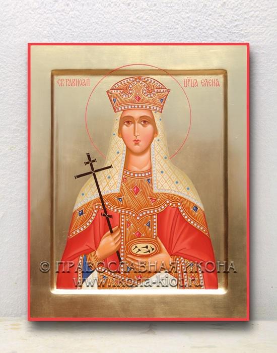 Икона «Елена царица, равноапостольная» (образец №8)