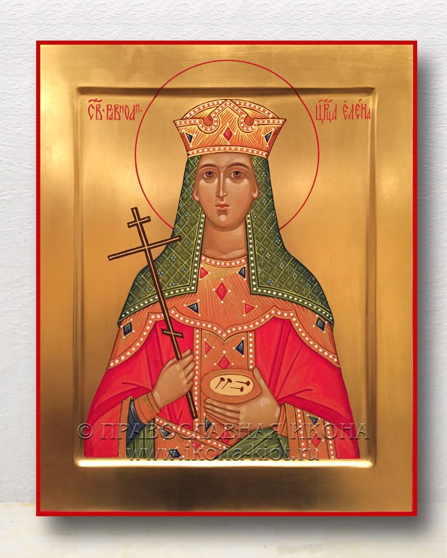 Икона «Елена царица, равноапостольная» (образец №9)