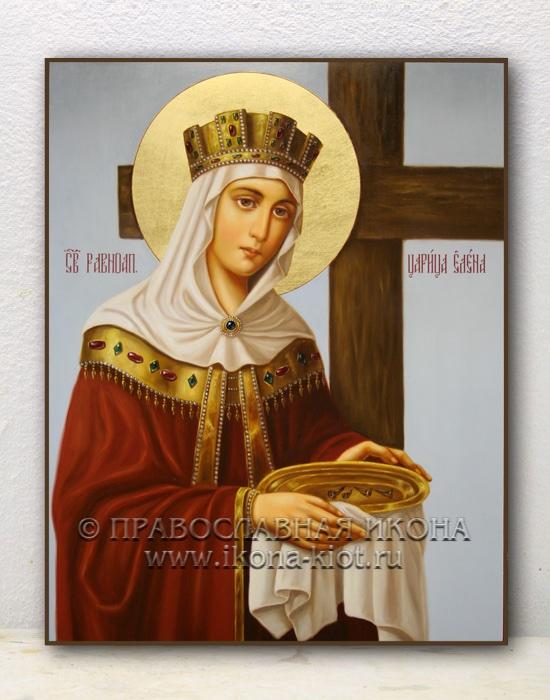 Икона «Елена царица, равноапостольная» (образец №2)