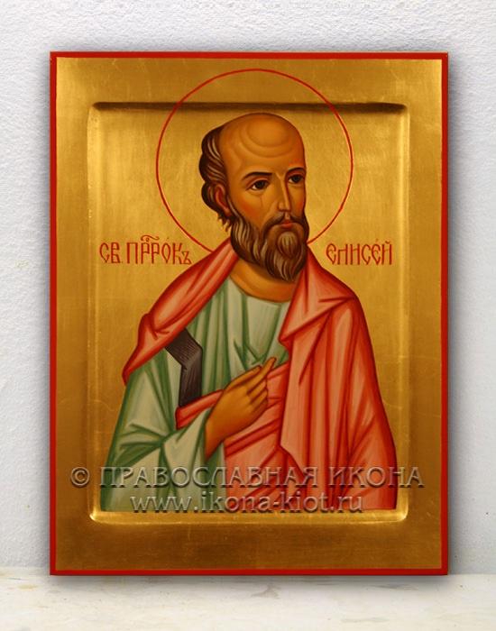 Икона «Елисей, пророк» (образец №3)