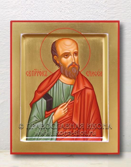 Икона «Елисей, пророк» (образец №4)