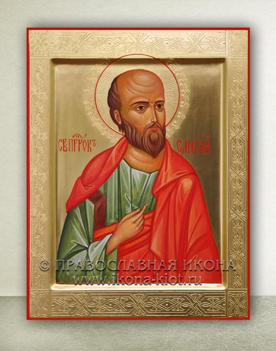 Икона «Елисей, пророк» (образец №5)
