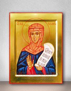 Икона «Елизавета праведная, Палестинская» (образец №2)
