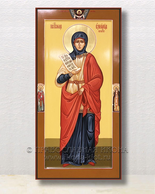 Икона «Емилия Кесарийская, преподобная» (образец №2)
