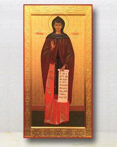 Икона «Емилия Кесарийская, преподобная» (образец №3)