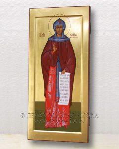 Икона «Емилия Кесарийская (Каппадокийская), преподобная» (образец №6)