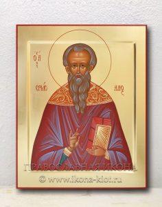 Икона «Ермолай Никомидийский» (образец №1)