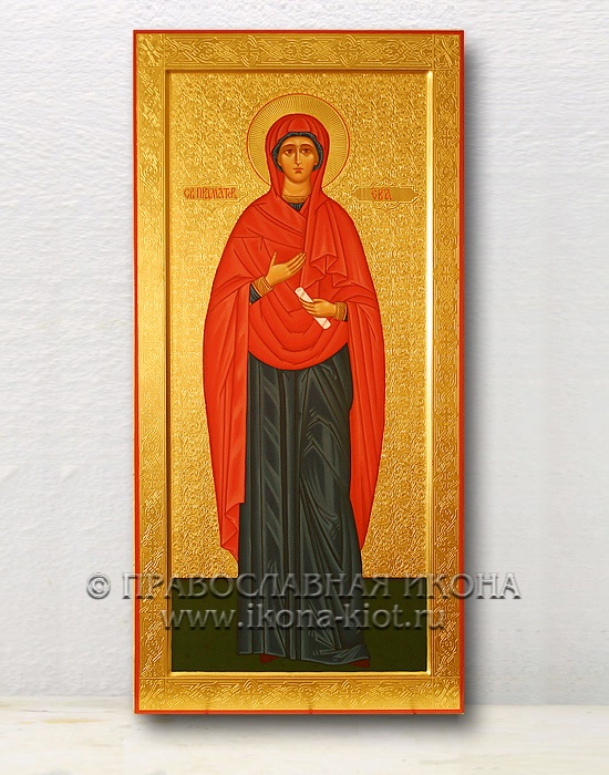 Икона «Ева Праматерь» (образец №10)