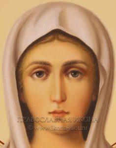 Икона «Ева Праматерь» (образец №5)