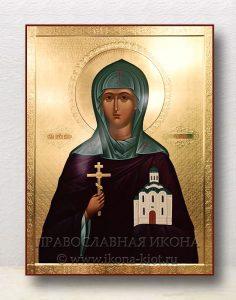 Икона «Евдокия Московская (Евфросиния)» (образец №1)
