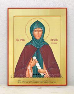 Икона «Евфросиния Полоцкая, игумения» (образец №2)