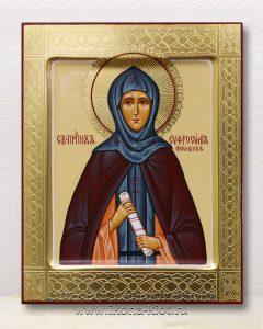 Икона «Евфросиния Полоцкая, игумения» (образец №1)