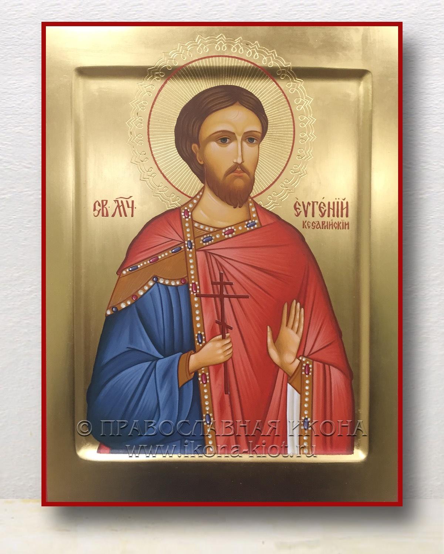 Икона «Евгений Кесарийский, мученик» (образец №1)