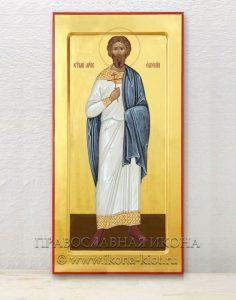 Икона «Евгений Севастийский, мученик» (образец №2)