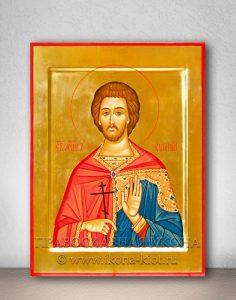Икона «Евгений Севастийский, мученик» (образец №3)