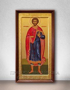 Икона «Евгений Севастийский, мученик» (образец №7)