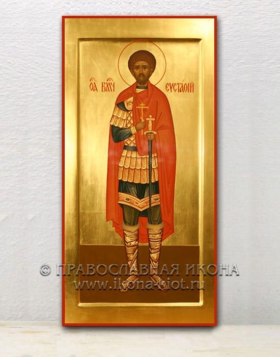 Икона «Евстафий, мученик»