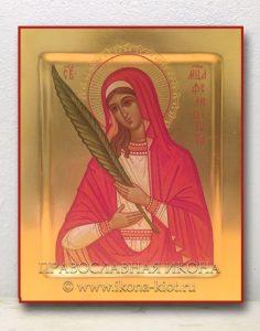 Икона «Фелицитата Карфагенская, мученица»