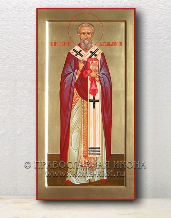 Икона «Феодор Александрийский, священномученик»