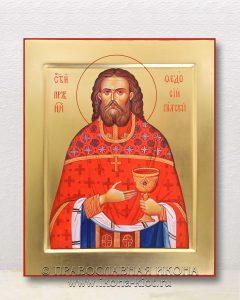 Икона «Феодосий Балтский, праведный» (образец №1)