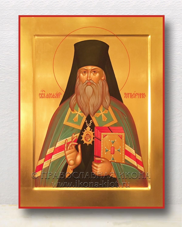 Икона «Феофан затворник, епископ» (образец №1)