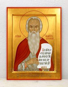 Икона «Филарет Милостивый, праведный»