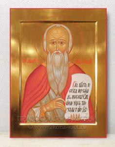 Икона «Филарет Милостивый, праведный» (образец №2)