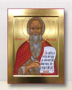 Икона «Филарет Милостивый, праведный» (образец №3)