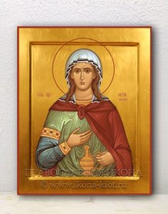 Икона «Фотина (Светлана) Самаряныня Римская» (образец №3)