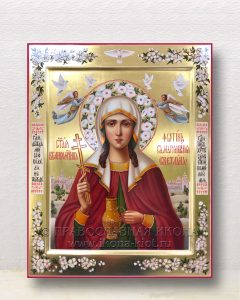 Икона «Фотина (Светлана) Самаряныня Римская» (образец №9)