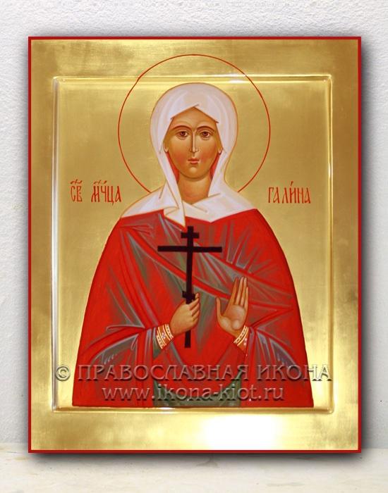 Икона «Галина Коринфская» (образец №1)
