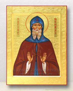 Икона «Гавриил Святогорец Афонский, преподобный»