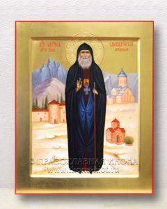 Икона «Гавриил Самтаврийский (Ургебадзе)» (образец №3)