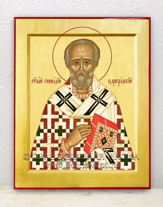 Икона «Геннадий Цареградский, патриарх» (образец №1)
