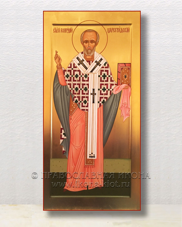 Икона «Геннадий Цареградский, патриарх» (образец №2)