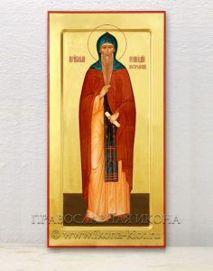 Икона «Геннадий Костромской» (образец №2)