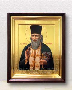 Икона «Георгий Коссов, исповедник» (образец №2)