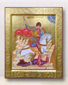 Икона «Георгий Победоносец (чудо о змие)» (образец №22)