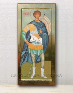 Икона «Георгий Победоносец» (образец №1)