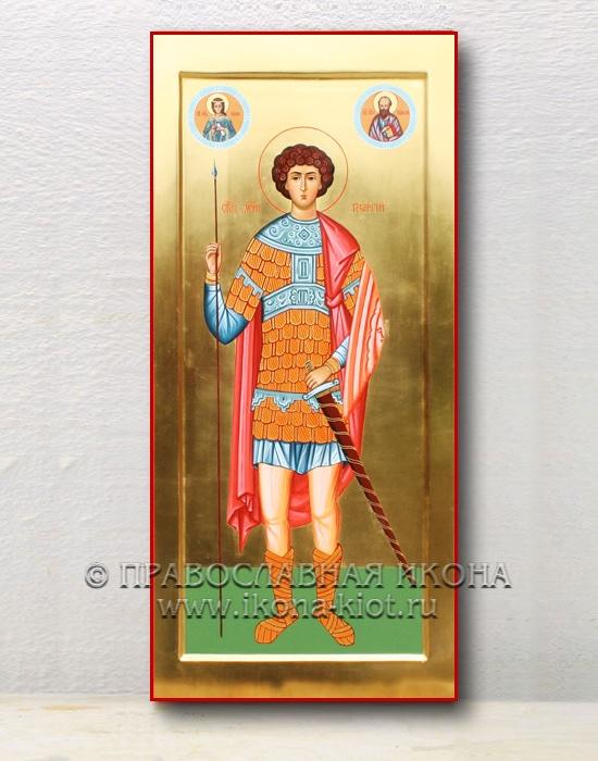 Икона «Георгий Победоносец» (образец №10)