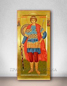 Икона «Георгий Победоносец» (образец №11)