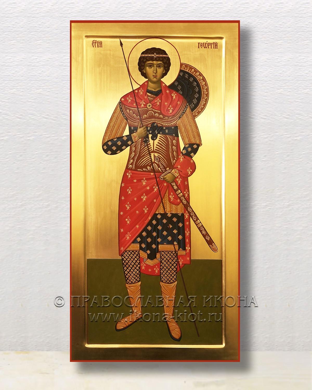 Икона «Георгий Победоносец» (образец №12)