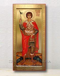 Икона «Георгий Победоносец» (образец №14)
