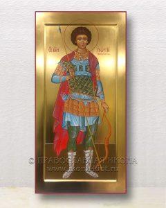 Икона «Георгий Победоносец» (образец №17)