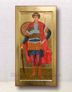 Икона «Георгий Победоносец» (образец №2)