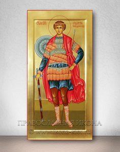 Икона «Георгий Победоносец» (образец №3)