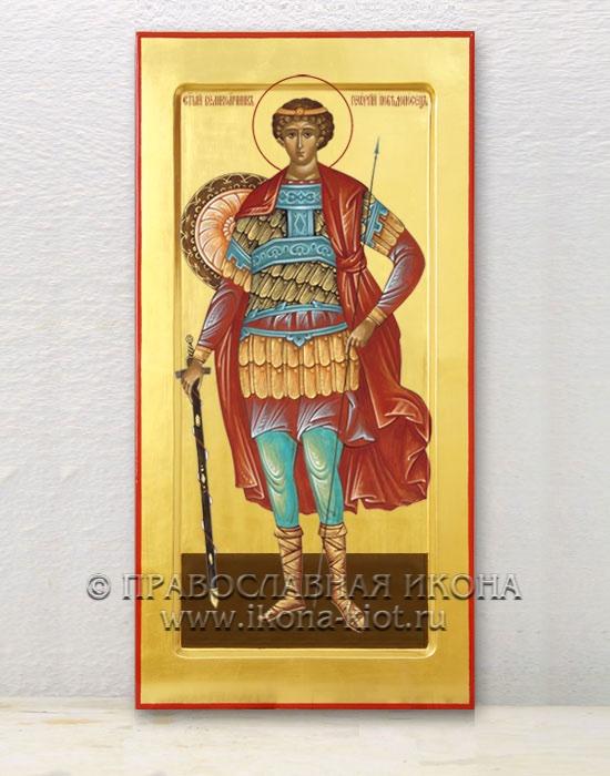 Икона «Георгий Победоносец» (образец №4)