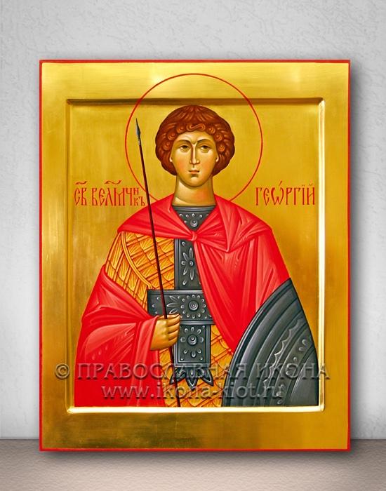 Икона «Георгий Победоносец» (образец №5)